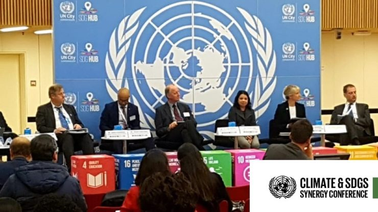 Climate and SDG synergies conference